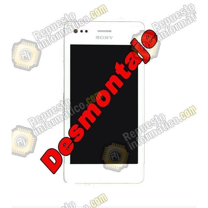 LCD+Táctil Xperia M C1905 Blanco (Swap)