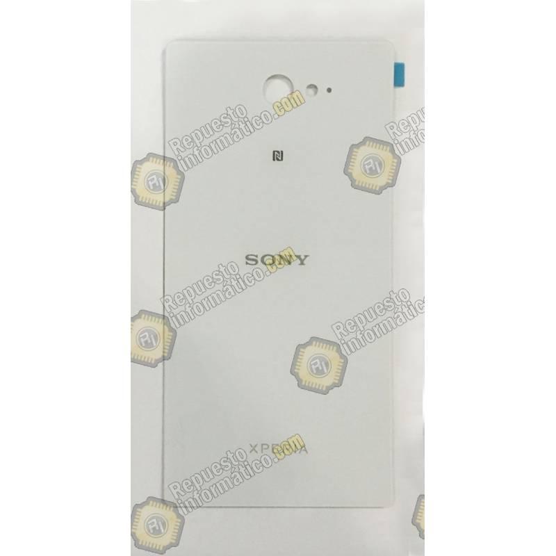 Swap Tapa Trasera+ Lente+ NFC Xperia M2 (Gris)