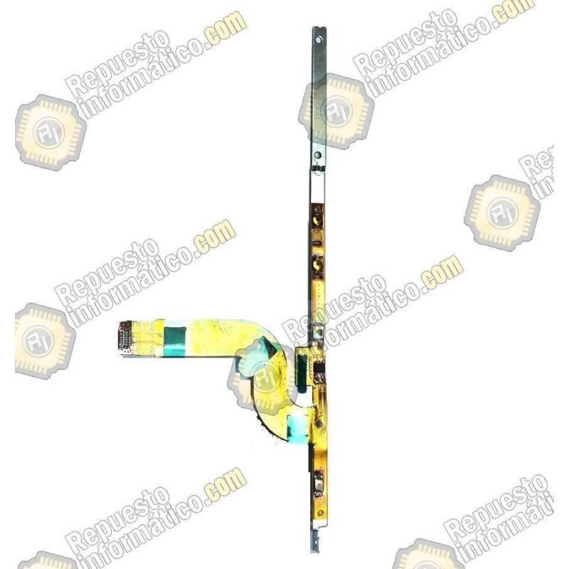 Flex Botones Laterales Sony Xperia M5 E5603