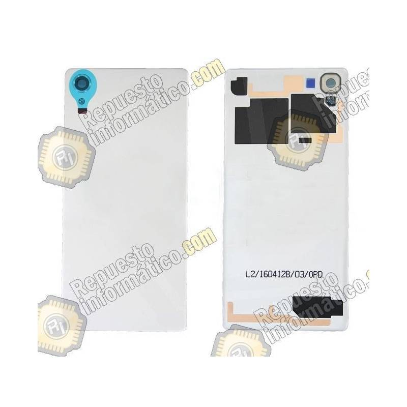 Tapa Trasera Sony Xperia X Batería Blanca