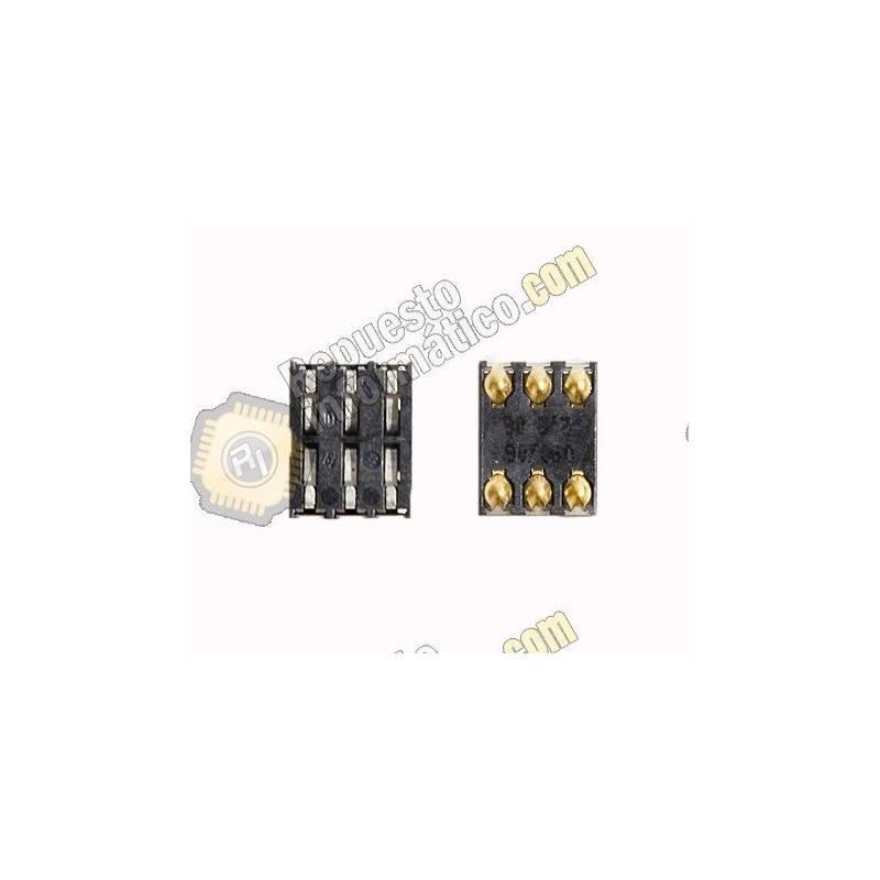 Conector lector Sim para Xperia mini St15i