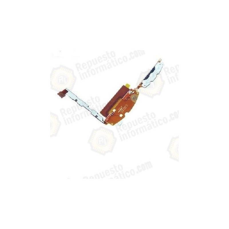 Flex Teclado Membrana + Micro Sony Ericsson Neo MT15i