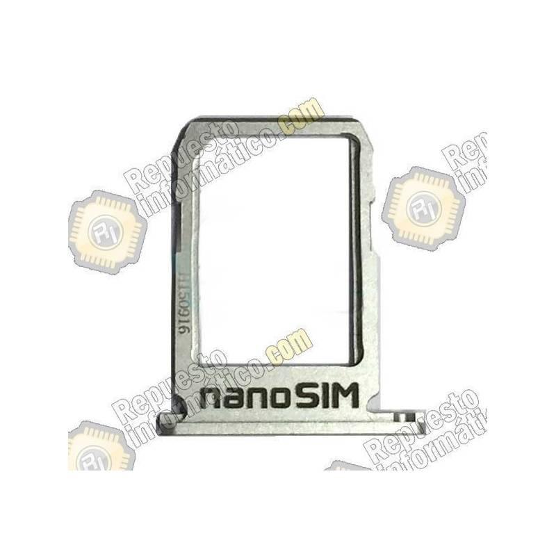 d98331791d2301 Bandeja Sim LG Zero H650 Silver