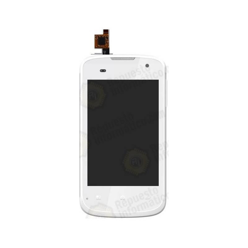 Display + Táctil + Frame + BQ Aquaris 3.5 White