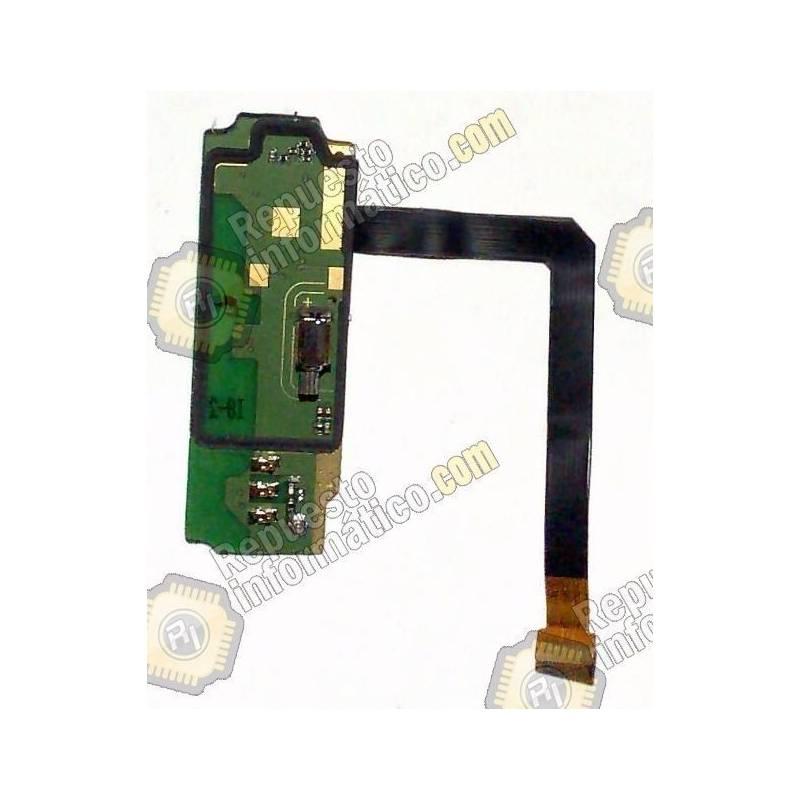 Placa Vibrador+Microfono Bq Aquaris 4.5