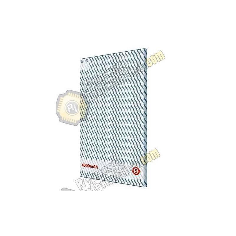 Batería Duracion prolongada Aquaris 5.7 (4000mAh)