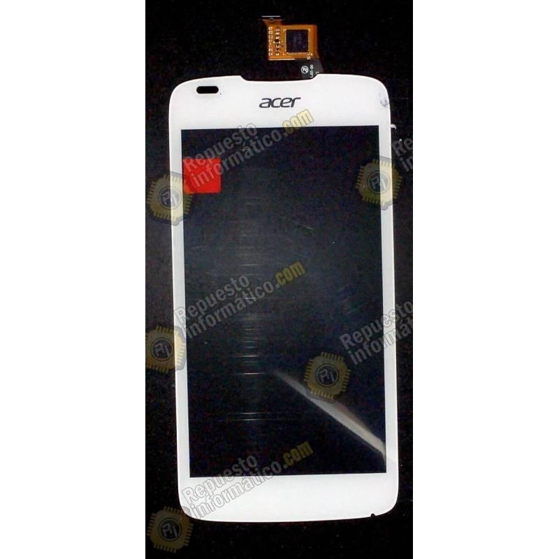 Táctil Blanco Acer E350