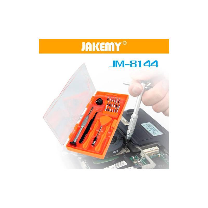 JM-8144 Juego de Destornilladores 26 en 1