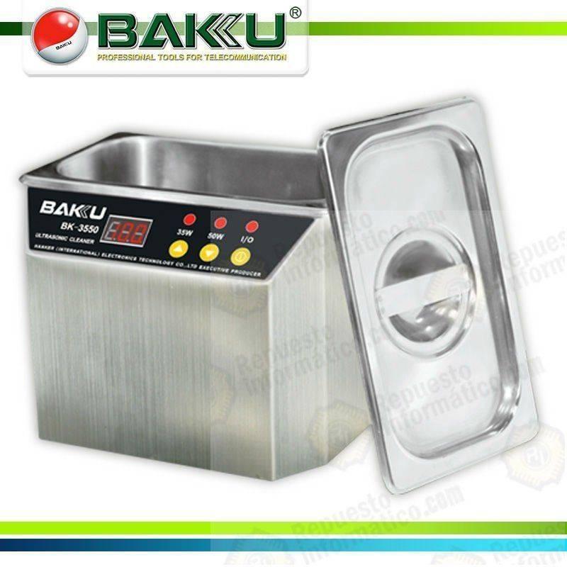 Lavadora Ultrasonido Baku 3550