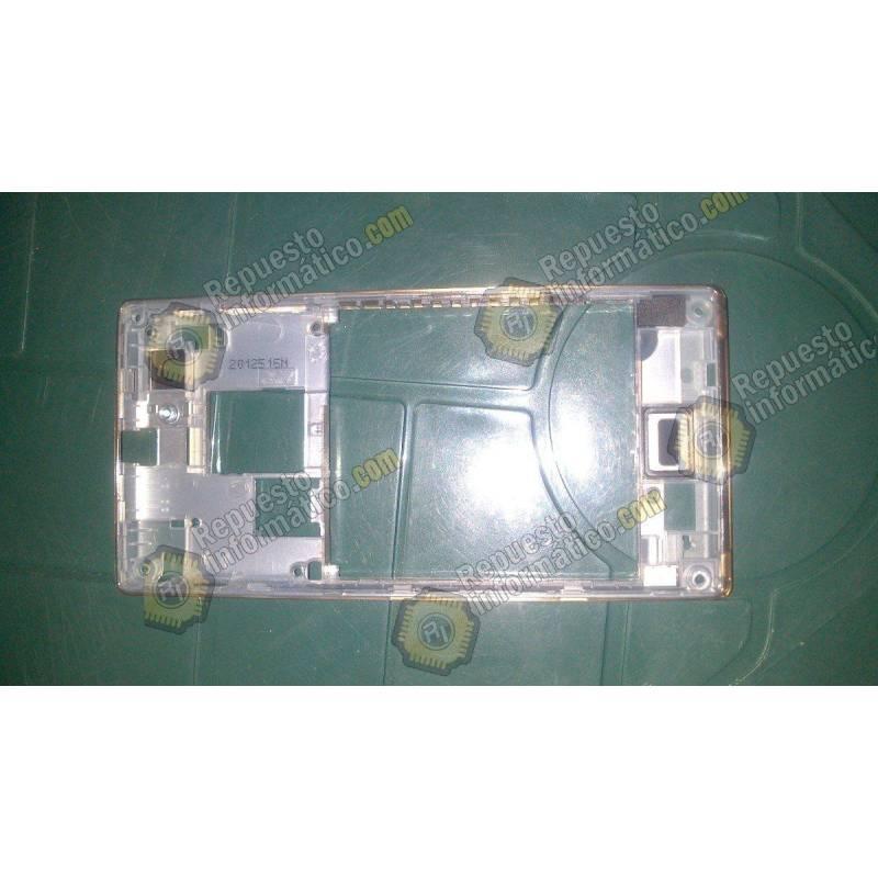 Carcasa Intermedia Sony Xperia J St26i