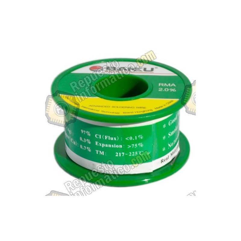 Cable Estaño para Soldadura Avanzada BK-10003