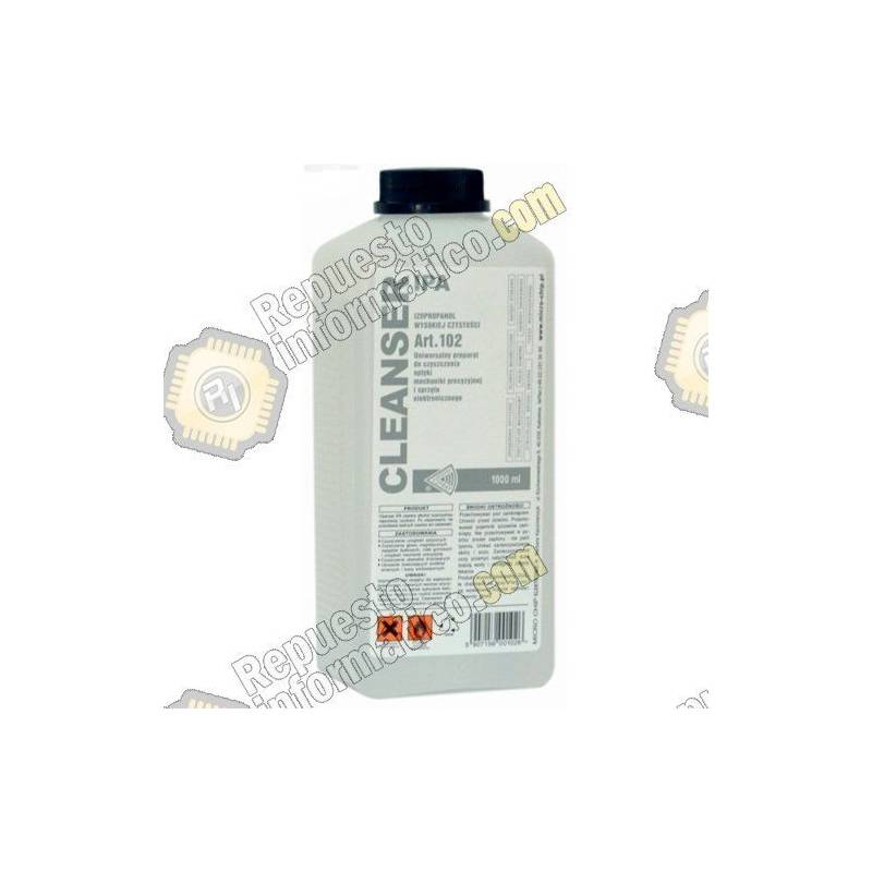 Alcohol Isopropilico Limpieza 1000ml (IPA CLEANSER) (art 102)