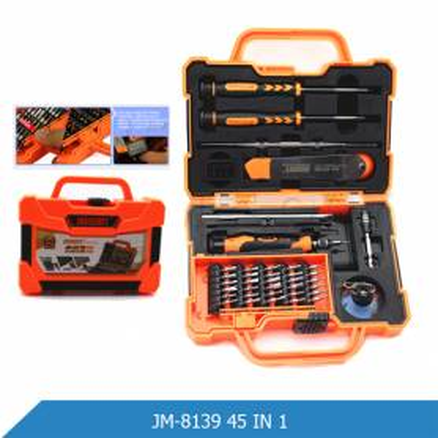 JM-8139 Kit Profesional de Herramientas 43 en 1