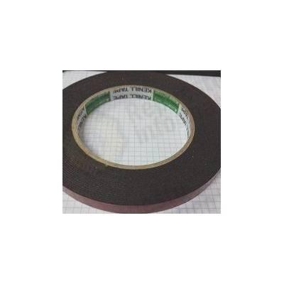 CINTA DOBLE CARA ANCHA CON ESPUMA (10mm) (1cm * 5mts)