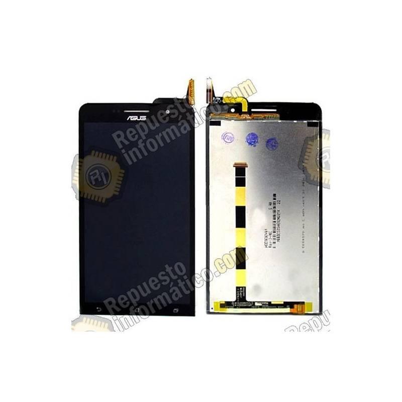 Pantalla (LCD+Táctil) Zenfone 6 (Negra)