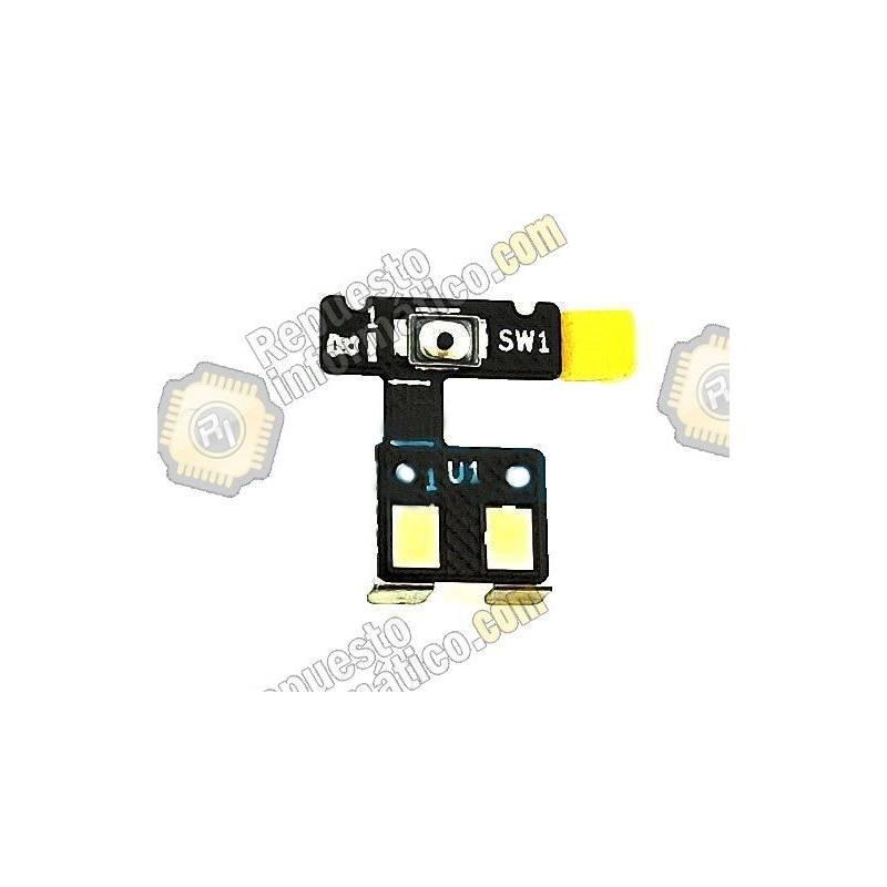 Flex Power Encendido Asus Zenfone 2 Laser