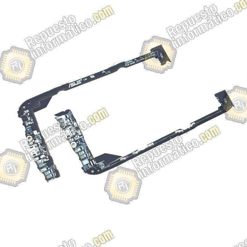 Flex Conector de Carga Zenfone 2 Laser ZE600KL
