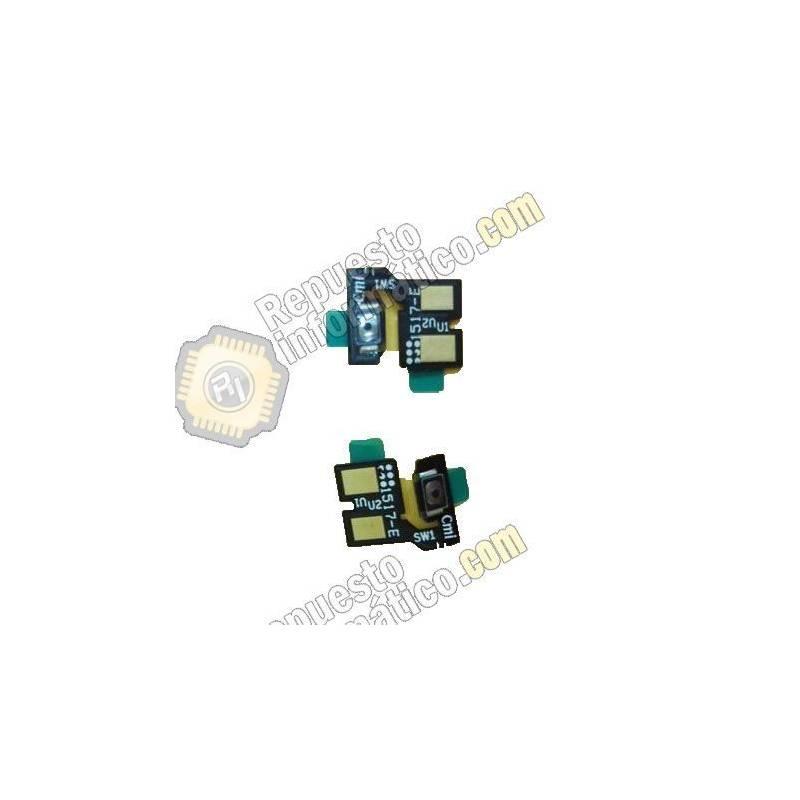 Flex de encendido Zenfone 2 Laser ZE550KL