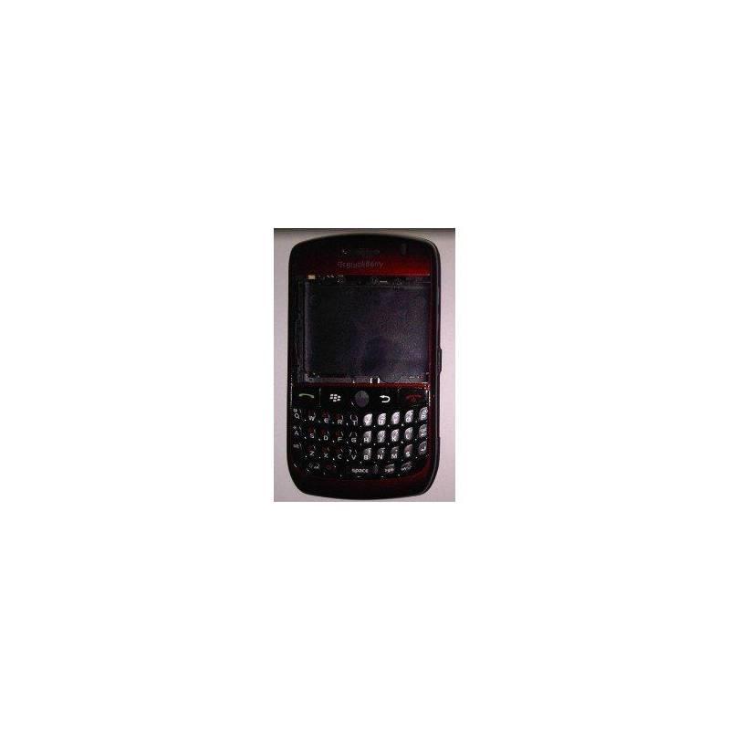 Carcasa Completa Blackberry 8900 ROJA