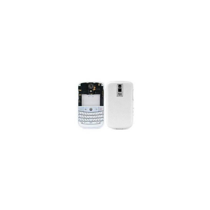 Carcasa BLACBERRY 9000 Blanca