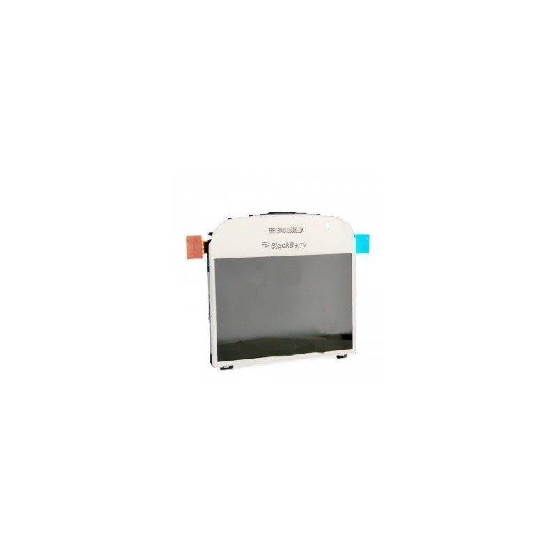 Pantalla Blackberry 9000 Display LCD 001/004 Blanco