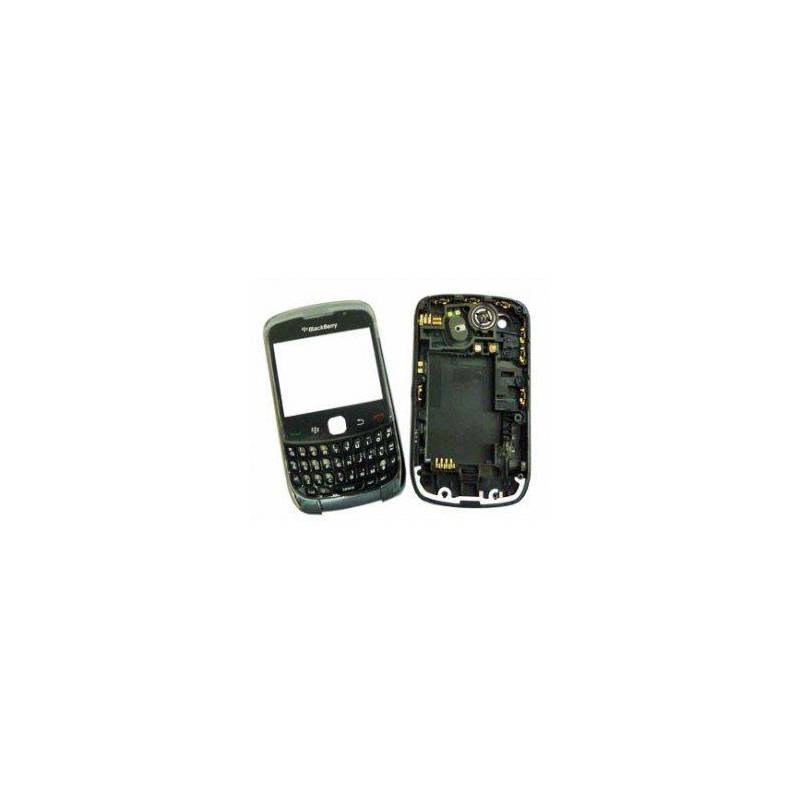 Carcasa Completa Blackberry 9300 Negra