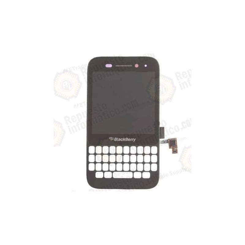 Blackberry Q5 001/111 Pantalla LCD+ Táctil+ Marco