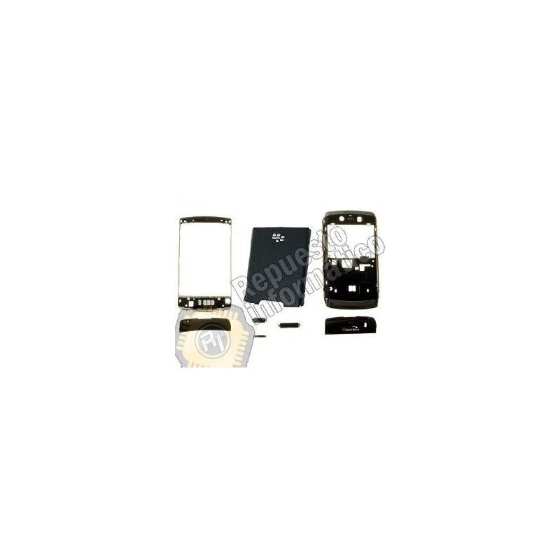 Carcasa Completa para Blackberry 9520 (Negra)