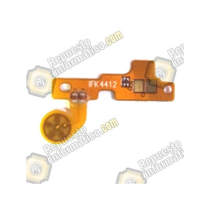 Cable Flex de Microfono Blackberry Z10