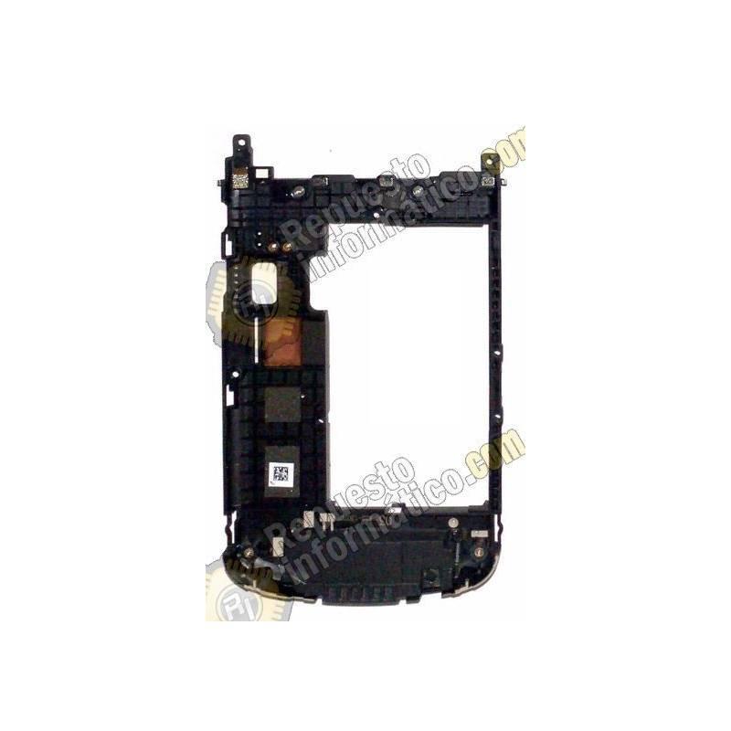 Carcasa Trasera Blackberry Q10 (Swap)