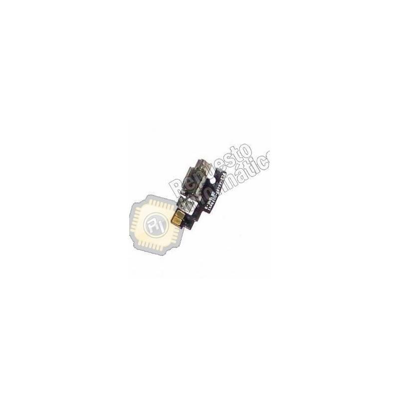Vibrador Flex Cable Blackberry Q10 Auricular