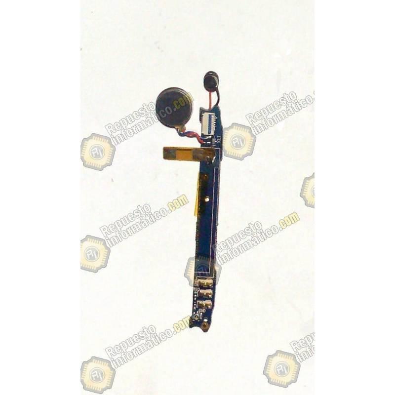 Placa Vibrador + Micro Doogee / DG310 (Voyager2)