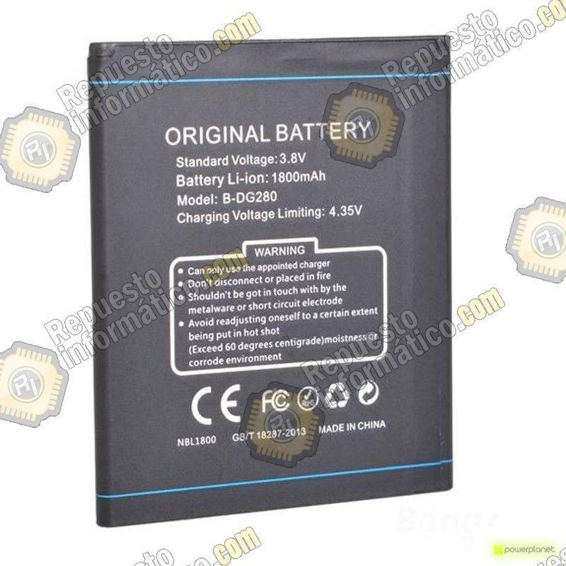 Batería Doogee / DG280 (Leo) 1800mAh , 3.8V