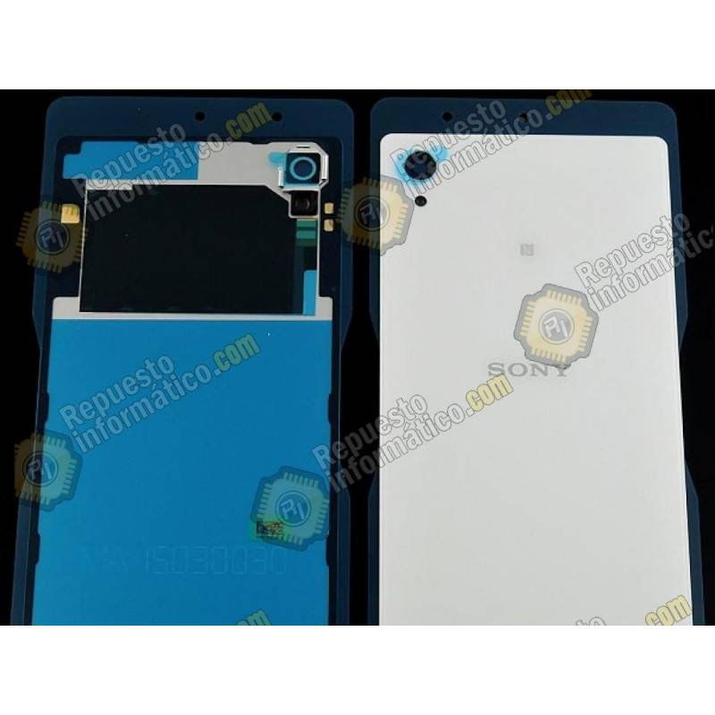 Tapa Trasera Sony Xperia M4 Blanca