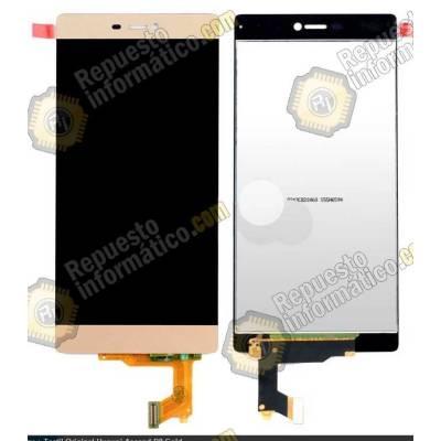 Pantalla (LCD+TACTIL) Gold Huawei Ascend P8