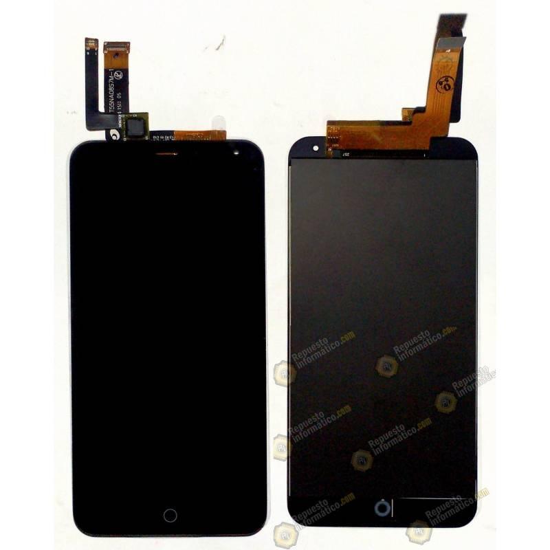 Pantalla (LCD +Táctil) Meizu M1 Note Negra