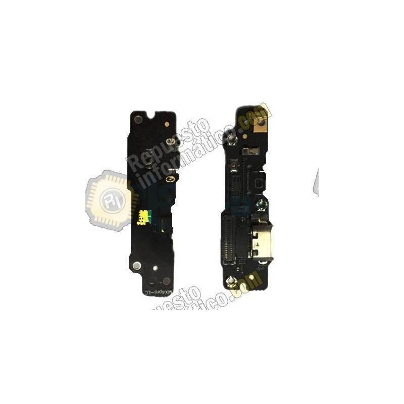 Placa Conector de Carga + Micro Meizu MX4 Pro