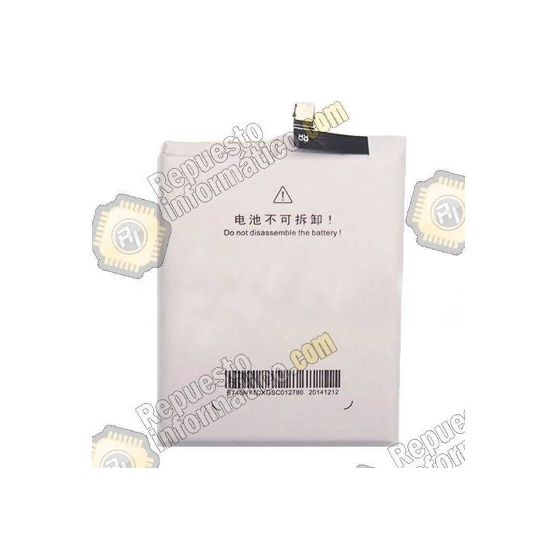 Batería Meizu MX4 Pro BT41 3300mAh