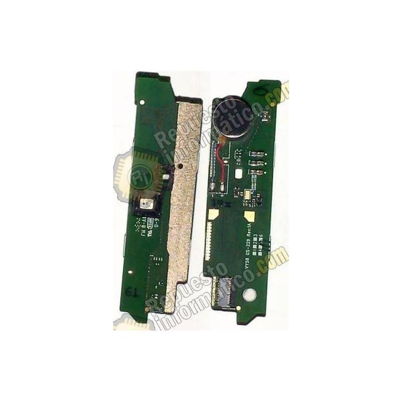 Modulo Placa Vibrador Con Micro Xperia M2 (AQUA) (d2403,d2406)