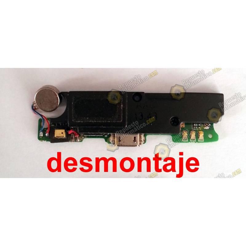 Placa Vibrador + c/c + Micro Szenio / Syreni (50 FHD) (Swap)
