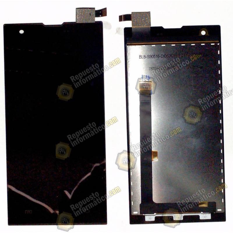 Pantalla (LCD+Táctil) Szenio / Syreni (500) Negra