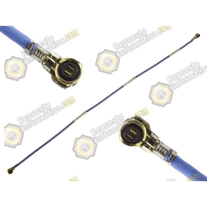 Cable Coaxial azul para Sony Xperia Z3