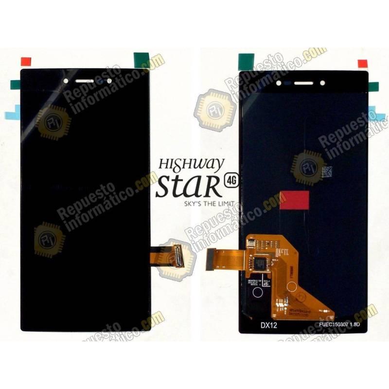 Pantalla (LCD+Táctil) Wiko HIGHWAY STAR