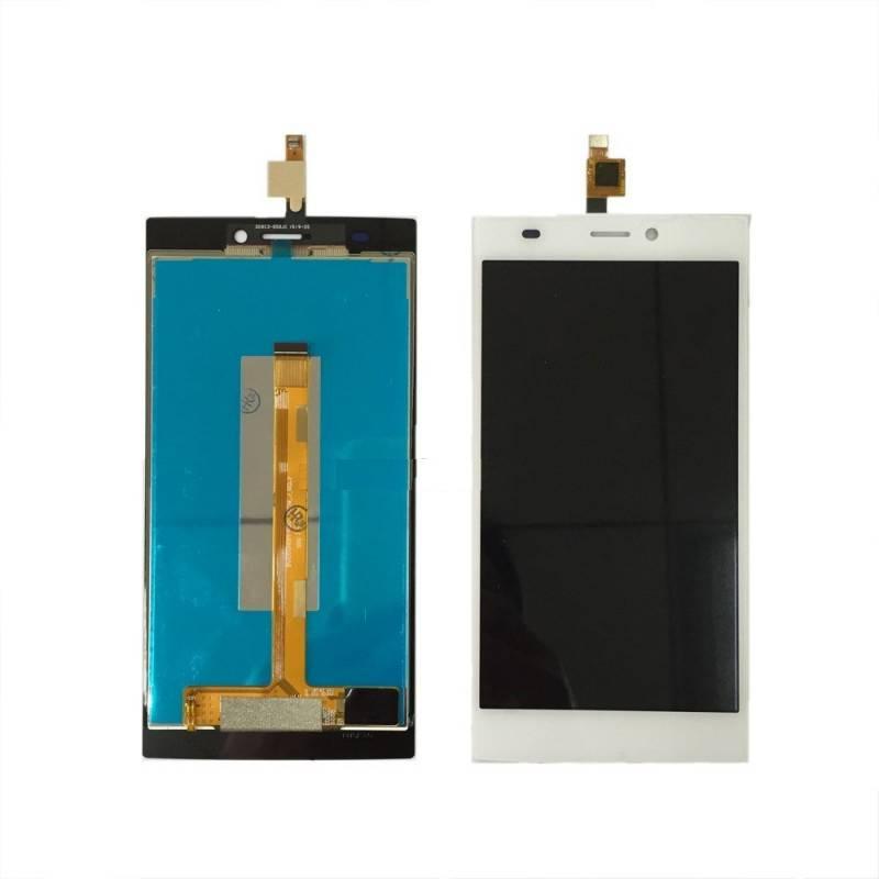 Pantalla (LCD+Táctil) para Wiko Ridge 4G (Blanca)