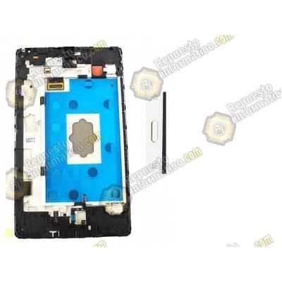 Pantalla (LCD+tactil+marco) Galaxy Tab S 8.4 T700 - Blanca - Directo de Fabrica