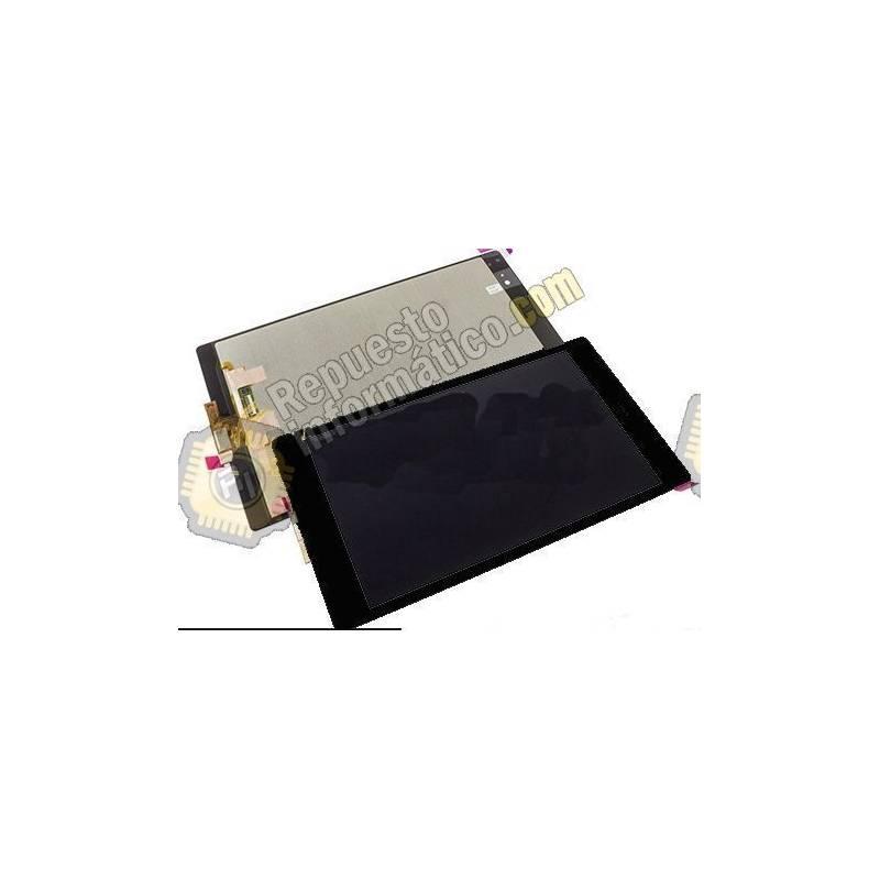 Pantalla (Táctil+LCD) Negra Tablet Xperia Z3 compact