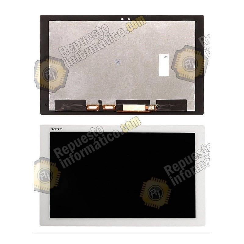 Pantalla (LCD+Táctil) Xperia Z4 (Blanca)