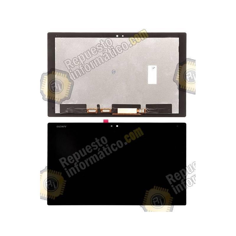 Pantalla (LCD+Táctil) Tablet Xperia Z4 (Negra)