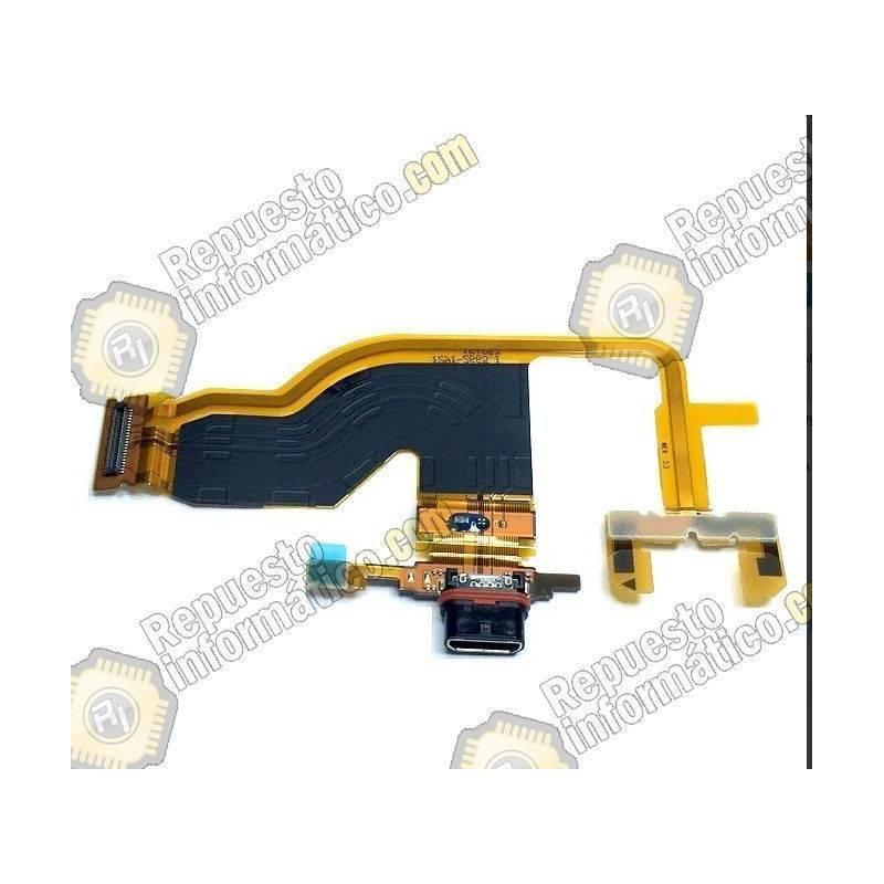 Flex Conector USB Xperia Tablet Z4 SGP712, SGP771