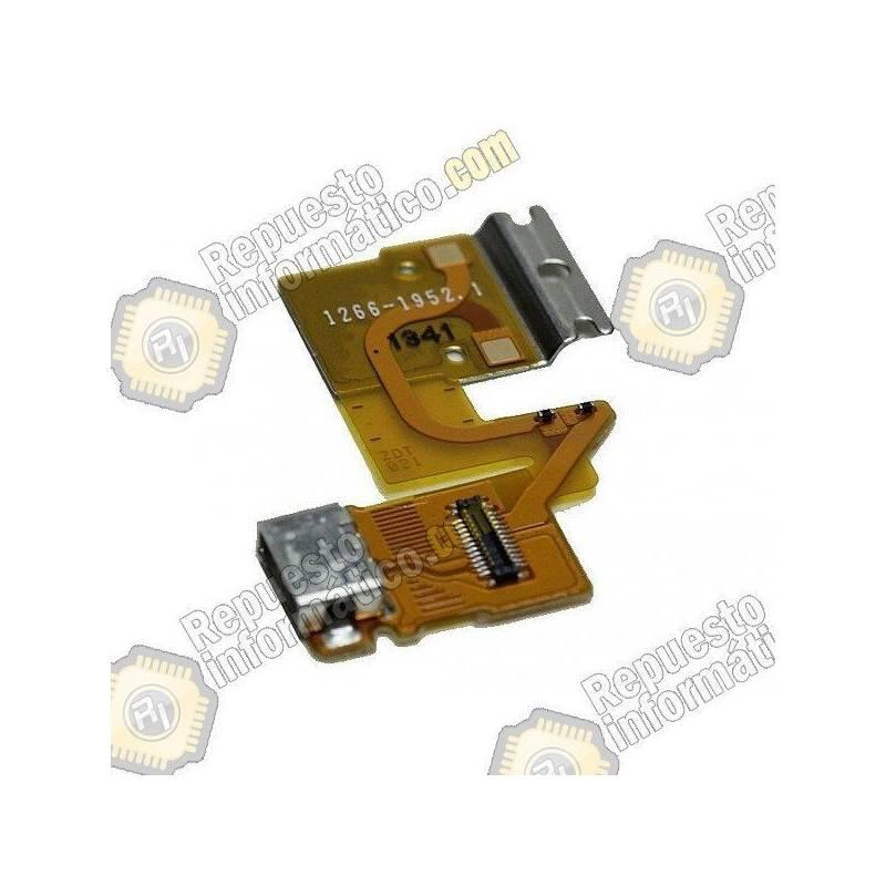 Flex Conector de Carga Sony Xperia Tablet Z SGP 321, 311, 312, 341, 351